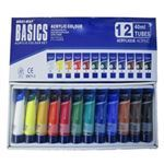 Picture of ACRYLIC BASICS 40ML 12 SET