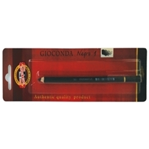 Picture of BLISTER-CHALK PENCIL NEGRO 1
