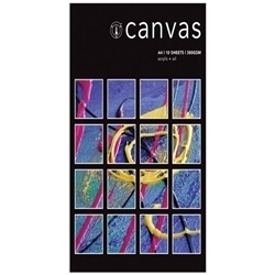 Picture of CANVAS PAD 380GSM 10 SHEET A2