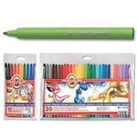 Picture of FIBRE PENS SET 30 KIDS