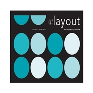 Picture of LAYOUT 80G A4 50 SHEET