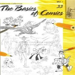 Picture of LEONARDO COLLECTION BASIC COMICS 33