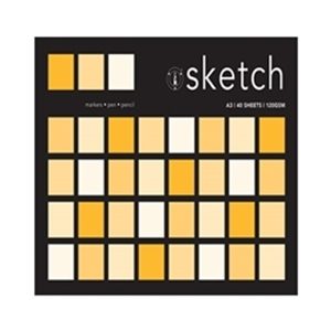 Picture of SKETCH 120G A3 40 SHEET