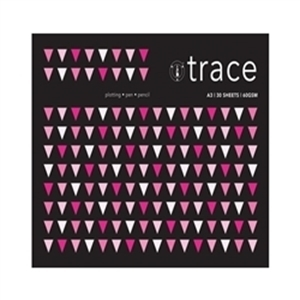 Picture of TRACE PAD A5 60G 30 SHEETS