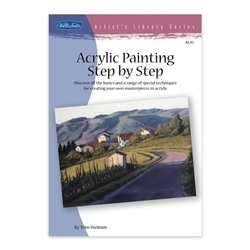 Picture of WALTER FOSTER ARTIST'S LIBRARY SERIES ACRYLIC STEP BY STEP