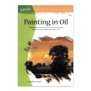 Picture of WALTER FOSTER ARTIST'S LIBRARY SERIES PAINT IN OIL