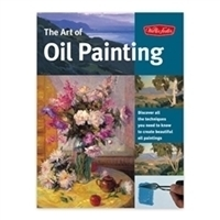 Picture of WALTER FOSTER COLLECTORS SERIES THE ART OF OIL PAINT