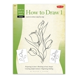 Picture of WALTER FOSTER HOW TO DRAW 1