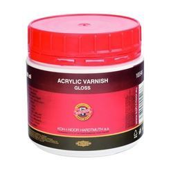 Koh-i-noor Acrlyic Varnish Glossy 500g
