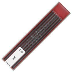 Picture of KOH-I-NOOR GRAPHITE LEADS 2MM 2B SET 12