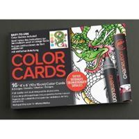 Picture of CHAMELEON COLOR CARD TATTOO