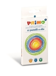 Picture of PRIMO OIL PASTELS SET 25