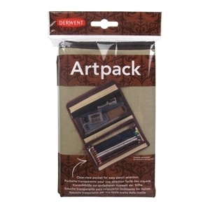 Picture of DERWENT CANVAS ART PACK