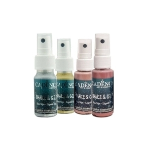 Picture of CADENCE  25ML SHAKE & GILT SPRAY