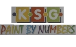 Picture for category KSG PAINT BY NUMBERS