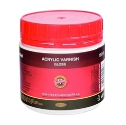 Picture of KOH-I-NOOR ACRYLIC VARNISH GLOSSY 500ML