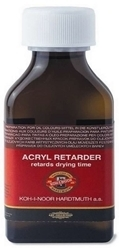 Picture of KOH-I-NOOR RETARDER FOR ACRYLIC 100ML