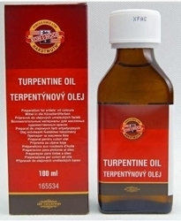 Picture of KOH-I-NOOR TURPENTINE 100ML