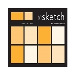 Picture of SKETCH A4 120G 50 SHEET