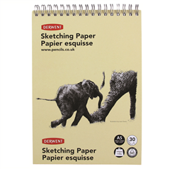 Picture of ELEPHANT SKETCH PAD PORTRAIT 165GSM A4