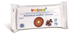 Picture of PRIMO MODELLING CLAY 500G TERRACOTTA