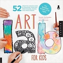 Picture of WALTER FOSTER ART LAB FOR KIDS