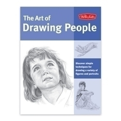 Picture of WALTER FOSTER COLLECTORS SERIES THE ART OF DRAWING PEOPLE
