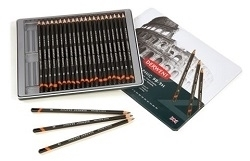 Picture for category DERWENT GRAPHIC PENCIL SETS