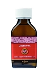 Picture of KOH-I-NOOR LINSEED OIL 100ML