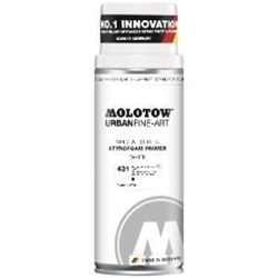 Picture of MOLOTOW ARTIST STYROFOAM PRIMER 400ML SPRAY CAN