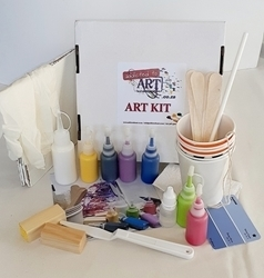 Picture of DIY ART PARTY / TEAM BUILDING