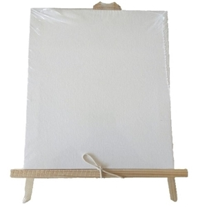 Picture of EASEL CANVAS SET (30X35CM)