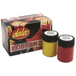 Picture of DALA POSTER  PAINT SET