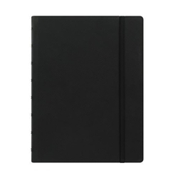 Picture of FILOFAX NOTEBOOK A5 CLASSIC RULED BLACK