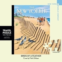 Picture of New York Puzzle Birds Of A Feather Mini 100 PCS