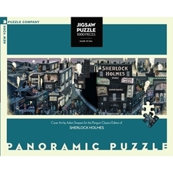 Picture of New York Puzzle Sherlock Holmes 1000 Pcs