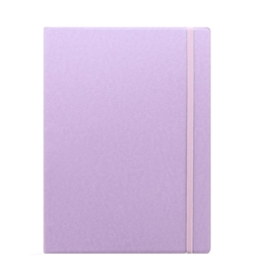 Picture of FILOFAX NOTEBOOK A4 CLASSIC PASTELS ORCHID