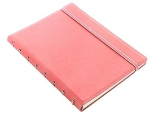 Picture of FILOFAX NOTEBOOK A5 CLASSIC PASTELS PINK