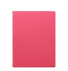 Picture of NOTEBOOK A5 SAFFIANO PEONY