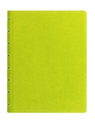 Picture of FILOFAX NOTEBOOK A5 SAFFIANO RULED PEAR