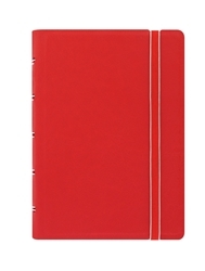 Picture of FILOFAX NOTEBOOK POCKET CLASSIC RULED Red