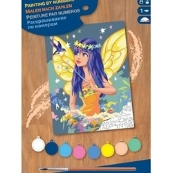 PAINT BY NUMBERS JUNIOR GOLDEN FAIRY