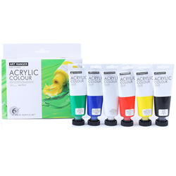 Picture of ART RANGERS ACRYLIC 6X75ML SET