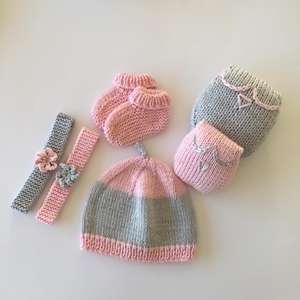 Picture of Two-Toned Full Gift Set - Newborn