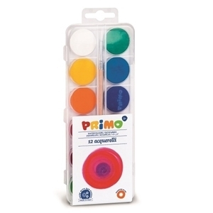Picture of PRIMO WATERCOLOUR 12 SET