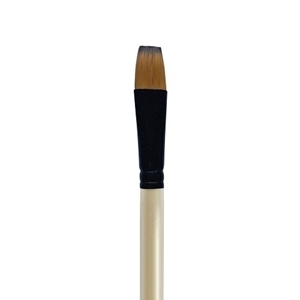 Picture of GALLERY SYNTHETIC BRIGHT BRUSH #8