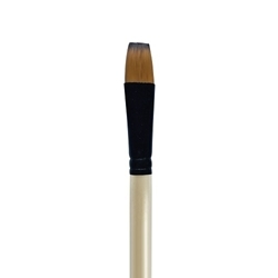 Picture of GALLERY SYNTHETIC ROUND BRUSH #4