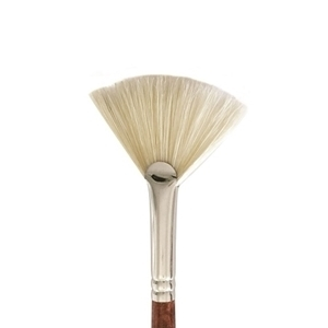 RENAISSANCE FAN BRUSH #2