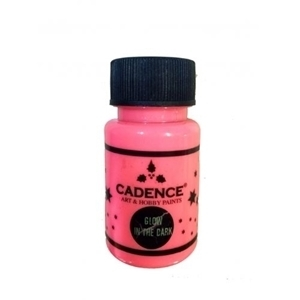 CADENCE GLOW IN THE DARK PINK