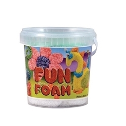 FUN FOAM 160G ASSORTED